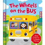 The Wheels on the Bus Padded Board Book