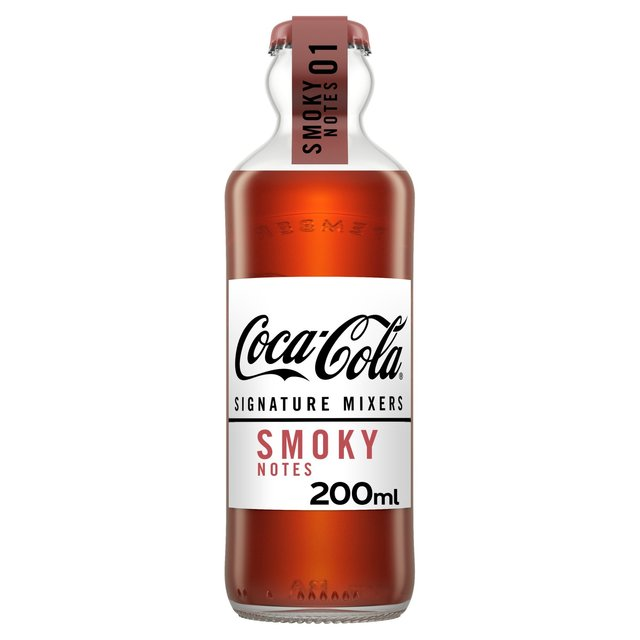 Coca-Cola Signature Mixers Smoky | Ocado