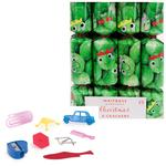 Waitrose Mini Sprout Green Christmas Crackers