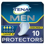 TENA Men Discreet Protection Absorbent Protector Level 2 Medium