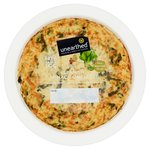 Unearthed Spinach Spanish Omelette