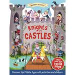 History Sticker & Activity, Knights and Castles