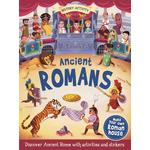 History Sticker & Activity, Ancient Romans