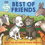 RSPCA Gift Book, Buttercup Farm Best of Friends