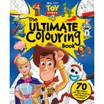 Disney Pixar Toy Story 4, The Ultimate Colouring Book