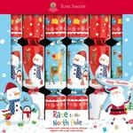 Tom Smith Race to the North Pole Game Christmas Crackers