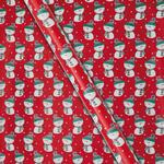 Waitrose Snowman Wrapping Paper