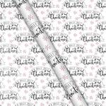 Waitrose Holly Jolly Wrapping Paper