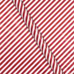 Waitrose Candy Stripe Wrapping Paper Roll