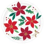 Christmas Wishes 18cm Plates