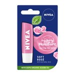 Nivea Soft Rose Lip Balm