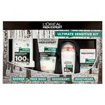 L'Oreal Paris Men Expert Ultimate Sensitive 4 Piece Gift Set