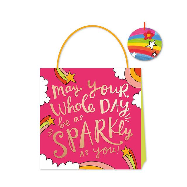 Hy News May Your Day Sparkle Gift Bag Medium Ocado