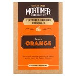 Mortimer Tangy Orange Flavoured Drinking Chocolate