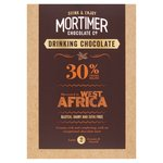Mortimer 30% Cocoa Solids Drinking Chocolate
