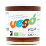 Vego Hazelnut Chocolate Spread Organic Fairtrade