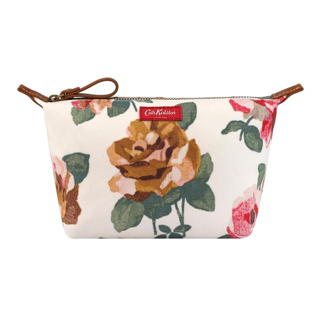Cath Kidston Small Beauty Pouch, Chiswick Rose