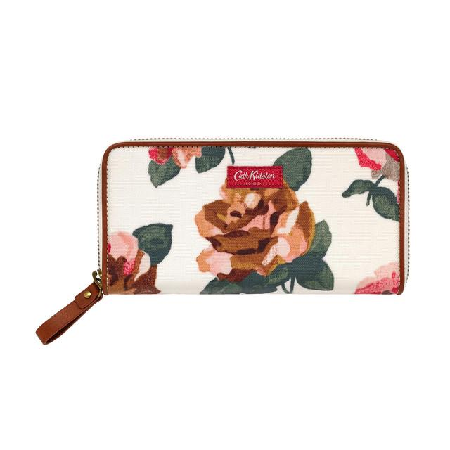 Cath Kidston Large Premium Pouch, Chiswick Rose