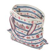 Cath Kidston Lightweight Backpack, Ribbon Rose