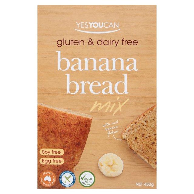 Yesyoucan Banana Bread Mix Ocado
