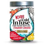 Twinings Kids Cold In'Fuse Strawberry Lemonade, 12 Infusers
