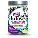 Twinings Kids Cold In'fuse Apple & Blackcurrant Jar