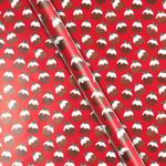Waitrose Figgy Pudding Wrapping Paper