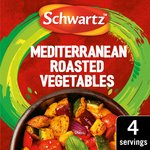 Schwartz Mediterranean Roasted Vegetables