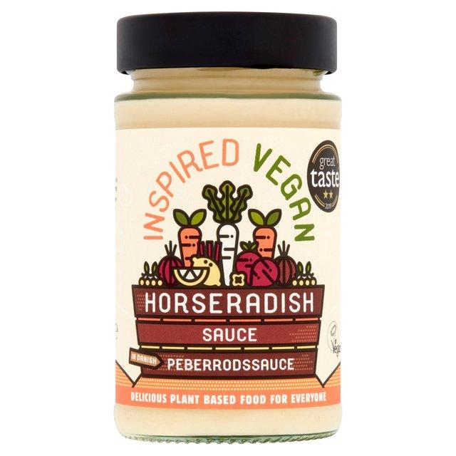 Inspired Vegan Horseradish Sauce Ocado