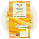 Waitrose Crushed Potatoes