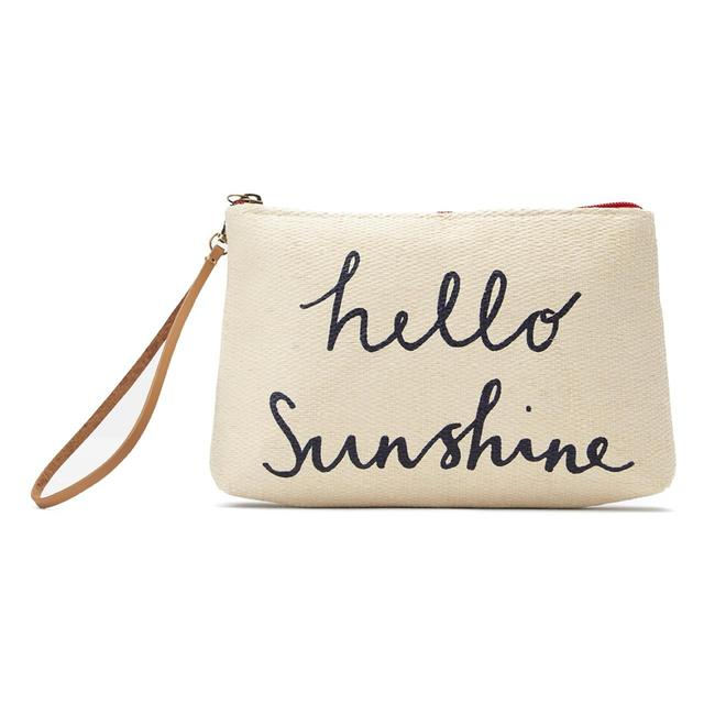 Joules Hello Sunshine Pouch