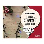 LED Compact Twinkle Lights, Warm White