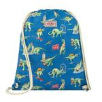 Cath Kidston Kids Drawstring Bag Dinos in London