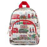 Cath Kidston Kids Medium Backpack London Streets Ivory