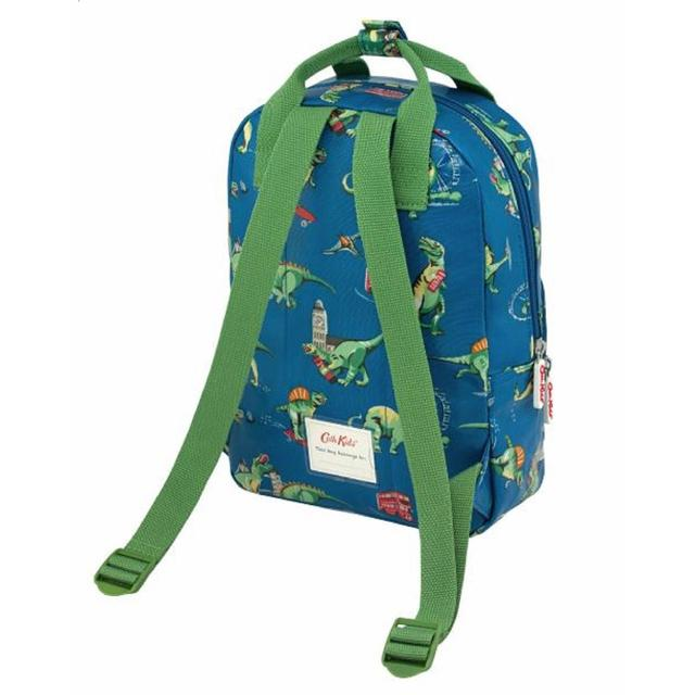 best selection of 2019 sale usa online attractive colour Cath Kidston Kids Medium Backpack Dinos in London Cadet Blue ...
