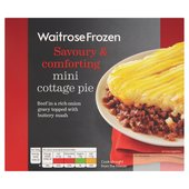 Mini Cottage Pie Frozen Waitrose