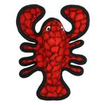 Tuffy Ocean Creatures Jr Lobster  Dog Toy