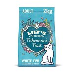 Lily's Kitchen Fabulous Fish Dry Cat Food