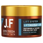 JF Man Lift System Lifting Clay Creme for Fine, Flat Hair