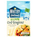 Whitby Seafoods Gluten Free Cod Goujons