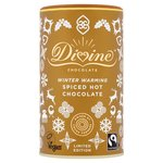 Divine Fairtrade Spiced Hot Chocolate