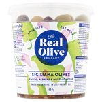 The Real Olive Co. Siciliana Olives