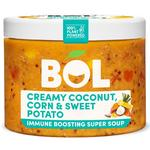 BOL Creamy Coconut, Corn & Sweet Potato Super Soup