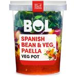 BOL Spanish Vegetable & Bean Paella