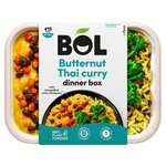 BOL Thai Panang Coconut Curry Dinner Box