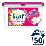 Surf Tropical Lily Washing Capsules