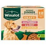 Winalot Perfect Portions Dog Food Sunday Dinner
