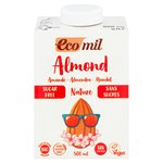 Ecomil No Added Sugar Almond Milk