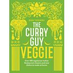 The Curry Guy Veggie, Over 100 vegetarian Indian Restaurant classics