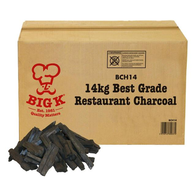 Big K Restaurant Grade Barbecue Charcoal